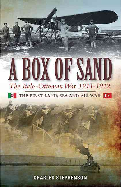 A Box of Sand By Stephenson, Charles